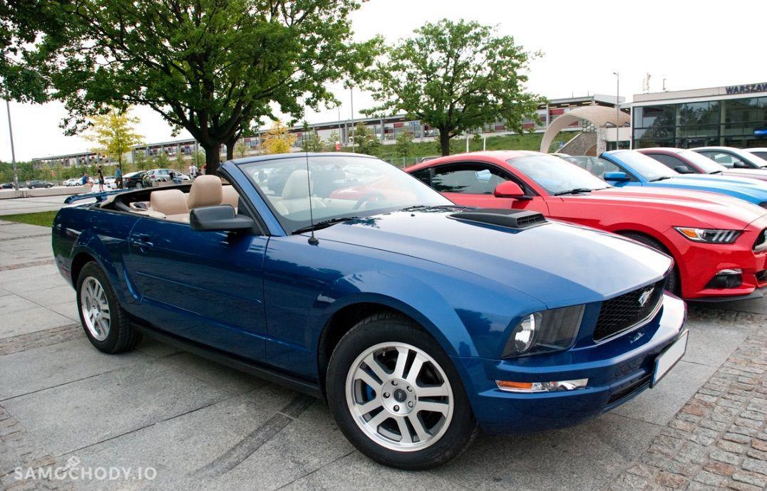 Ford Mustang 4.0 V6 kabriolet, shaker, jasna skóra 67
