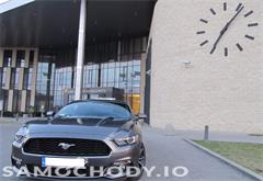 ford mustang 2.3l turbo 317km mt 2015r. europa 100% fv23%