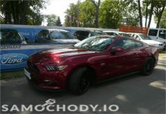 ford mustang gt 5.0 v8/420km, salon polska, gwarancja fabryczna