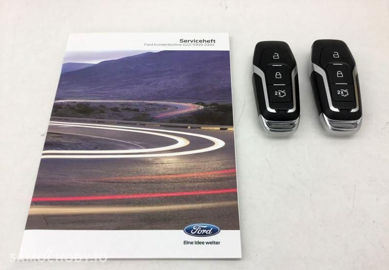 Ford S-Max Tiitanium! SYNC III, LED, Premium Sound, Panorama, F VAT 23%!! 11