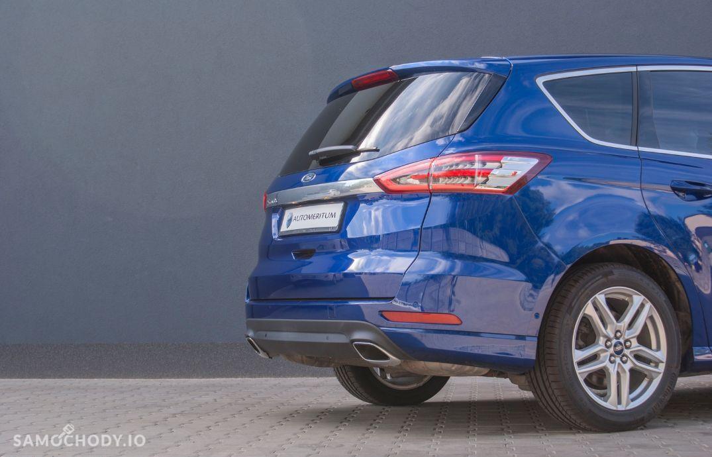 Ford S-Max Titanium!!! Powershift 180KM, 4WD, Panorama! SYNC 3, F VAT 23% 22