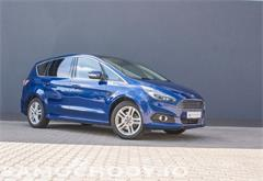 ford s-max Ford S-Max Titanium!!! Powershift 180KM, 4WD, Panorama! SYNC 3, F VAT 23%