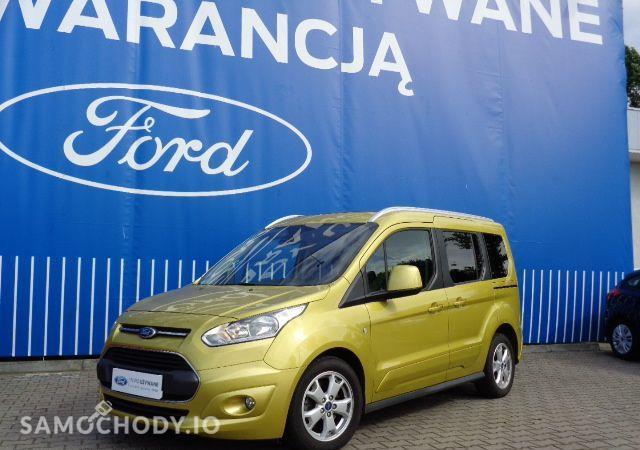 Ford Tourneo Connect Sprzedaje Salon Forda W Toruniu , topowa wersja wyposażenia FV 23% 2