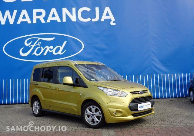 Ford Tourneo Connect Sprzedaje Salon Forda W Toruniu , topowa wersja wyposażenia FV 23% 1