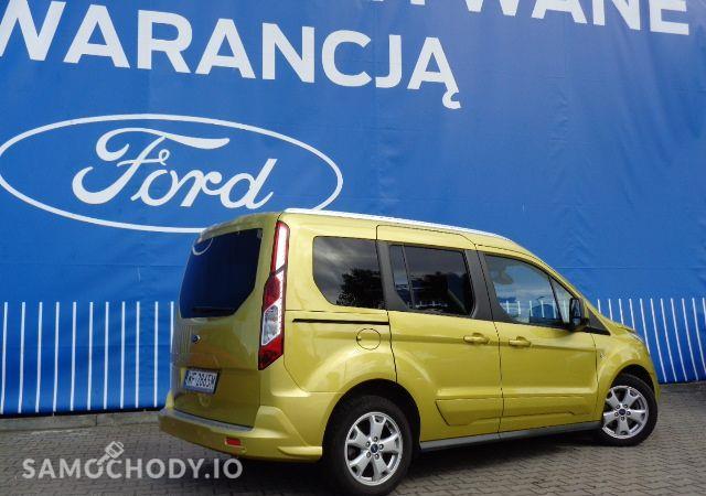 Ford Tourneo Connect Sprzedaje Salon Forda W Toruniu , topowa wersja wyposażenia FV 23% 7