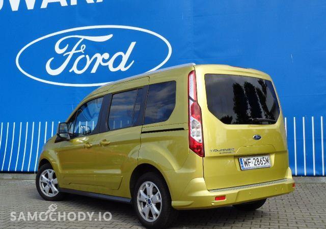 Ford Tourneo Connect Sprzedaje Salon Forda W Toruniu , topowa wersja wyposażenia FV 23% 4