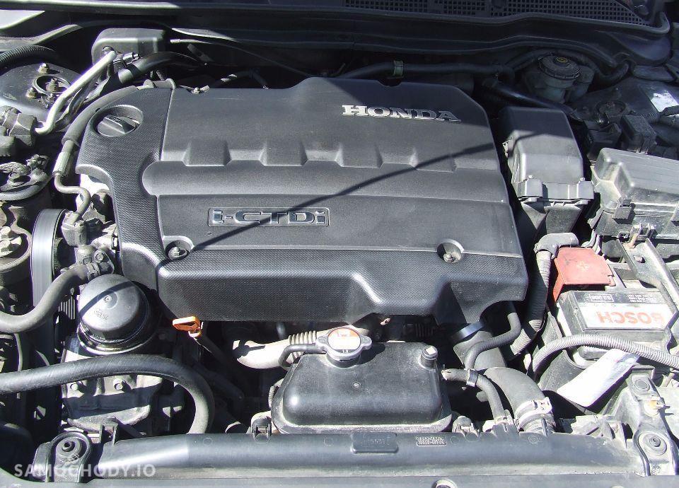 Honda Accord Jedyna taka porównaj z innymi 16