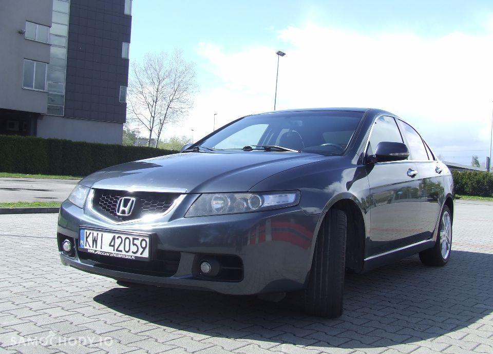Honda Accord Jedyna taka porównaj z innymi 2