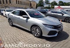 honda z województwa wielkopolskie Honda Civic Honda Civic X ubezpieczenie w cenie!