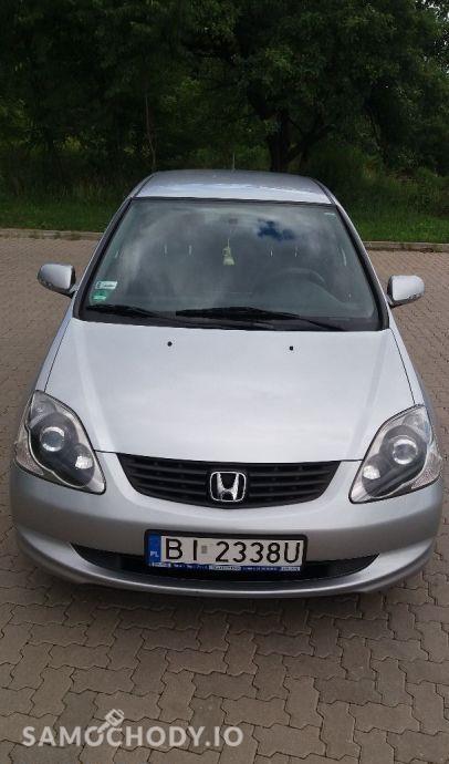 Honda Civic Bardzo zadbana 1,4 (90KM) 5 drzwi Tylko 105 tys, km. przebiegu !!! 2