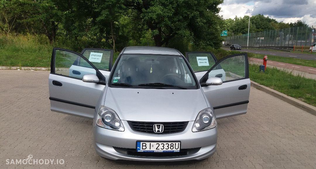 Honda Civic Bardzo zadbana 1,4 (90KM) 5 drzwi Tylko 105 tys, km. przebiegu !!! 1