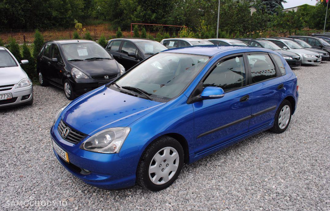 Honda Civic Lift 1.6 Benzyna V Tec Klima Serwis 116 Tys Km Opłacony II Kpl Kół *** 4