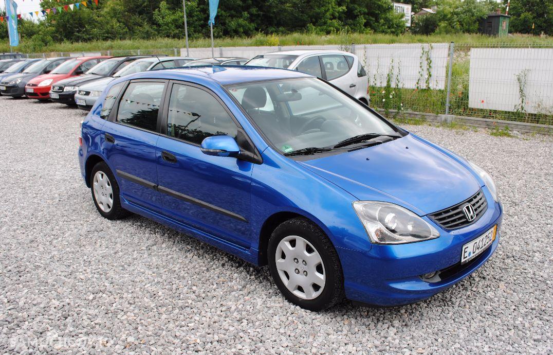 Honda Civic Lift 1.6 Benzyna V Tec Klima Serwis 116 Tys Km Opłacony II Kpl Kół *** 1
