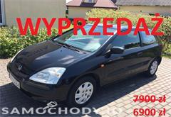 honda Honda Civic 1.4 90KM, salon PL, 2 właściciel, 173 tys km, WWA!