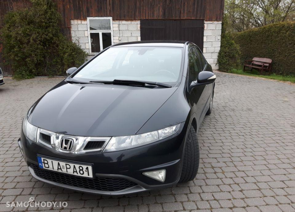 Honda Civic możliwa zamiana na 7 osobowy (nie diesel)! 4