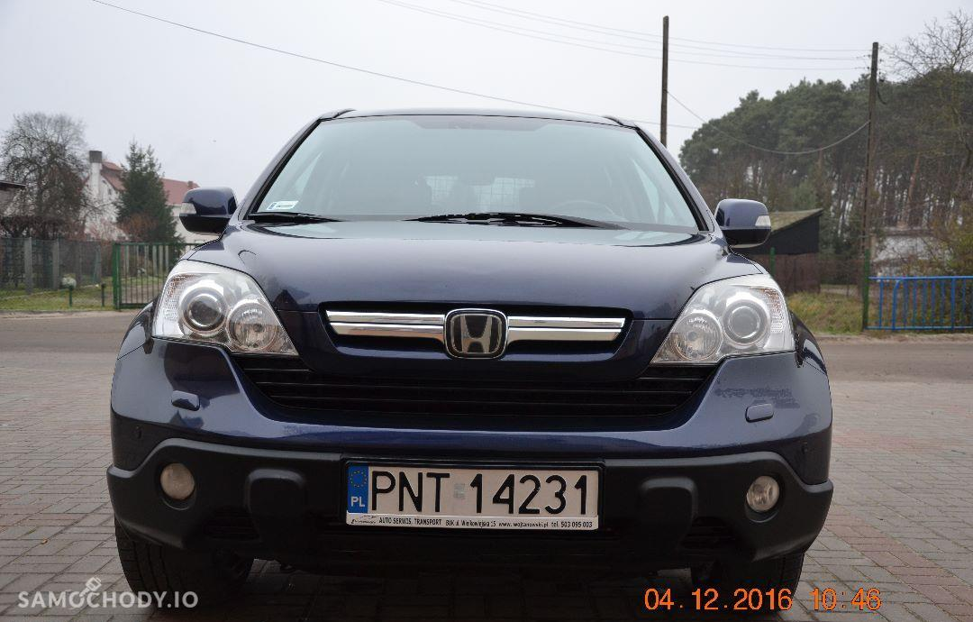 Honda CR-V Honda CRV bogata wersja faktura VAT 23 % 2