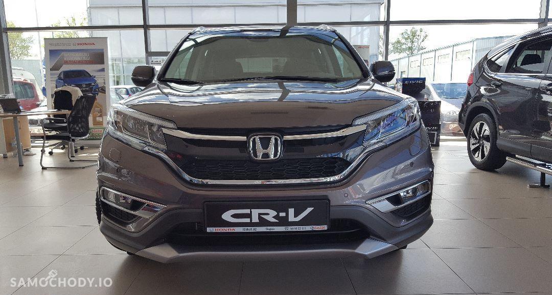 Honda CR-V 2.0 Elegance PLUS 4WD Automat szybki odbiór NOWE Niższe Ceny 2