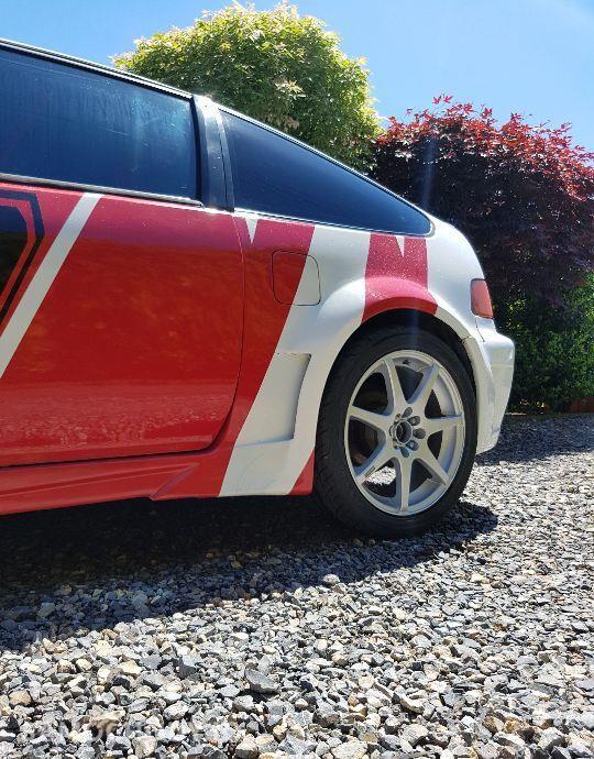 Honda CRX ED9 D16Z5 1.6 Tuning ALU 17 SHOW CAR Wyjątkowa! 4