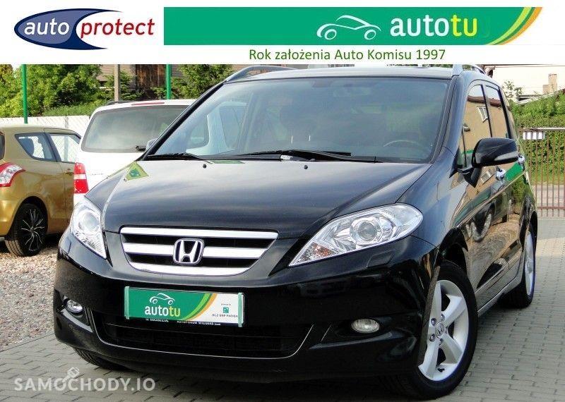 Honda FR-V *Perfekcyjna*Serwisowana*2,0benz*150KM*FAKTURA* 1
