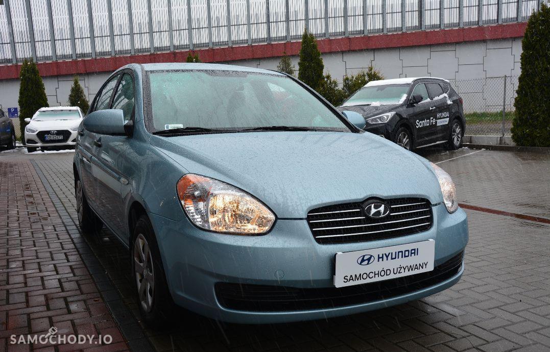 Hyundai Accent 1,5 CRDI 110KM 1 Wł. Krajowy Klimat. Elektryka Perełka Oferta Salonu 2