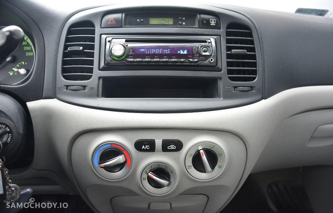 Hyundai Accent 1,5 CRDI 110KM 1 Wł. Krajowy Klimat. Elektryka Perełka Oferta Salonu 37