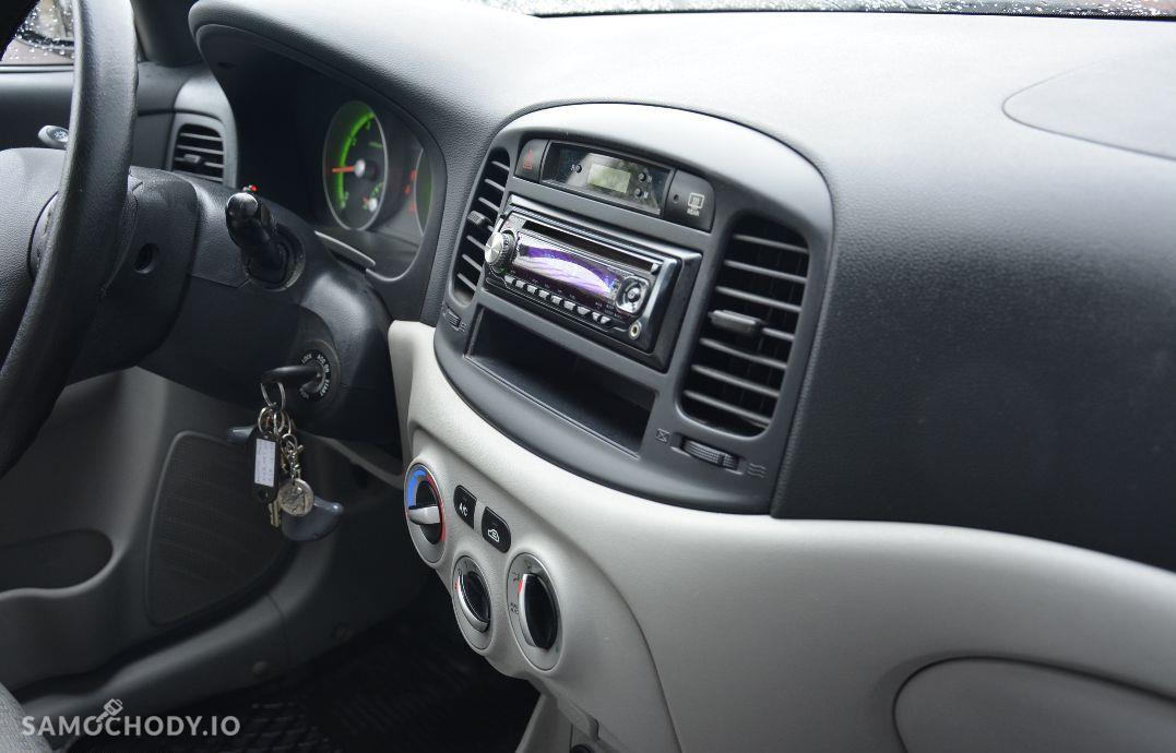 Hyundai Accent 1,5 CRDI 110KM 1 Wł. Krajowy Klimat. Elektryka Perełka Oferta Salonu 16