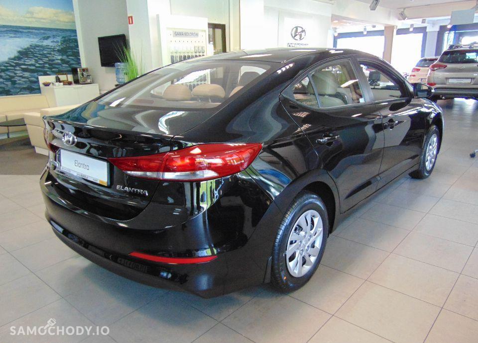 Hyundai Elantra 1.6 MPi 128 KM Classic Plus, Super Cena! 2017! 11