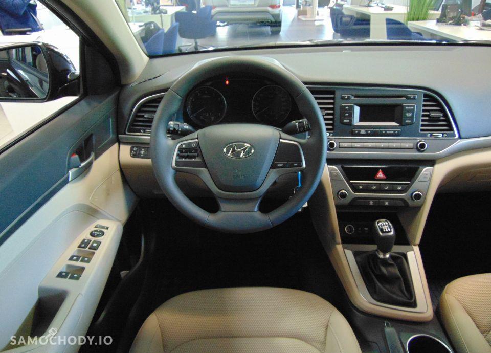 Hyundai Elantra 1.6 MPi 128 KM Classic Plus, Super Cena! 2017! 46