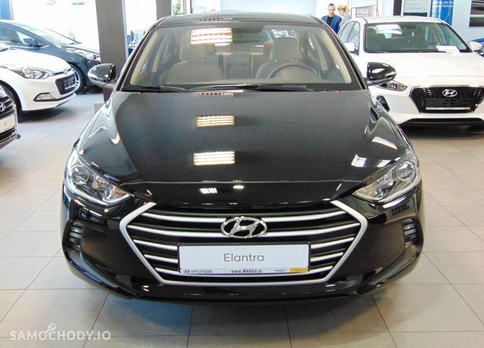 Hyundai Elantra 1.6 MPi 128 KM Classic Plus, Super Cena! 2017! 4