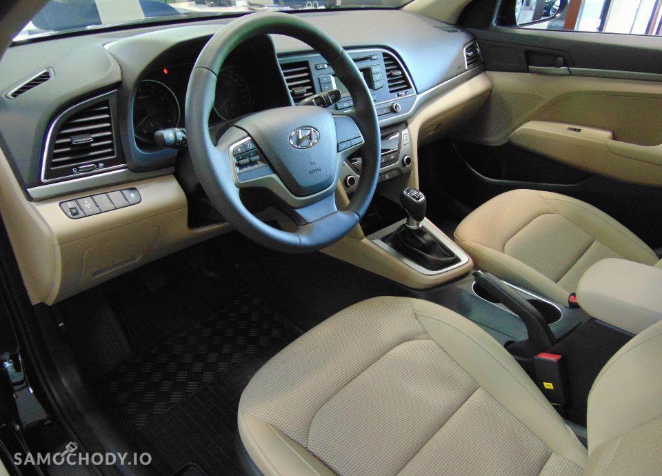 Hyundai Elantra 1.6 MPi 128 KM Classic Plus, Super Cena! 2017! 37