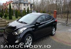 hyundai elantra Hyundai Elantra Hyundai Elantra czarna perła stan perfekcyjny