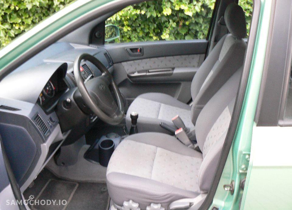Hyundai Getz 1.1 Benzyna,KLIMA,Airbagi,Alufelgi,5 drzwi,Zadbany. 11