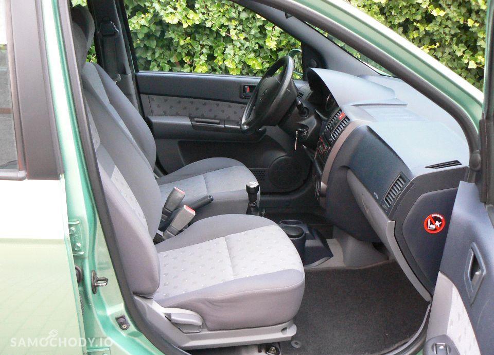 Hyundai Getz 1.1 Benzyna,KLIMA,Airbagi,Alufelgi,5 drzwi,Zadbany. 22