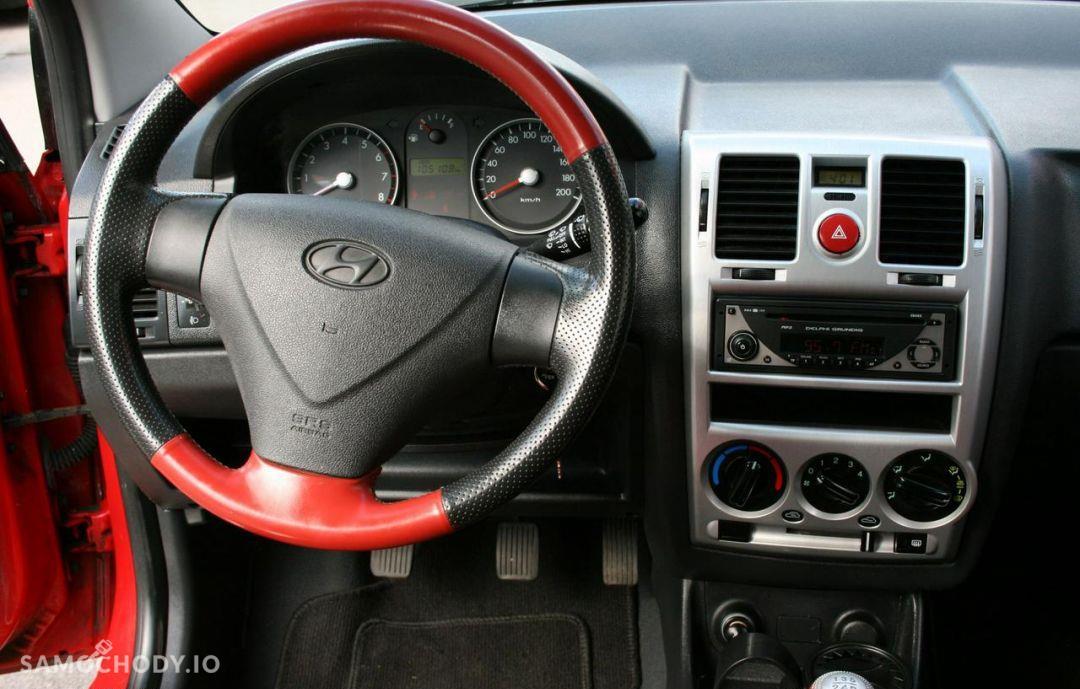 Hyundai Getz Rej Polska Serwis rozrząd benzyna Gwarancja 37