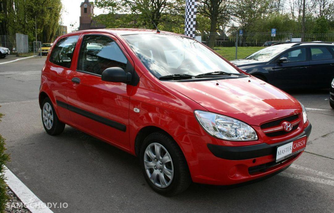 Hyundai Getz Rej Polska Serwis rozrząd benzyna Gwarancja 4