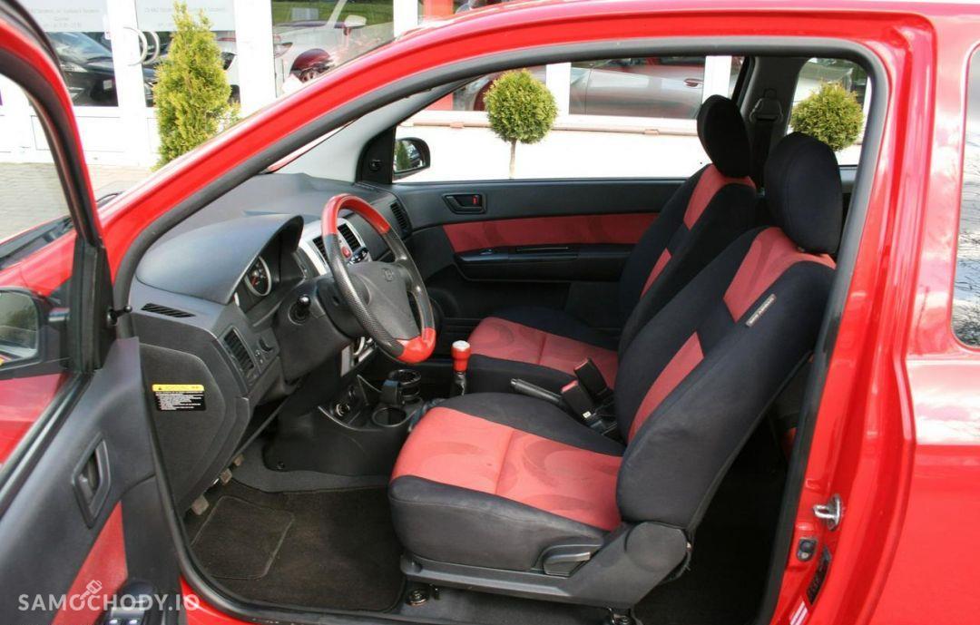 Hyundai Getz Rej Polska Serwis rozrząd benzyna Gwarancja 22