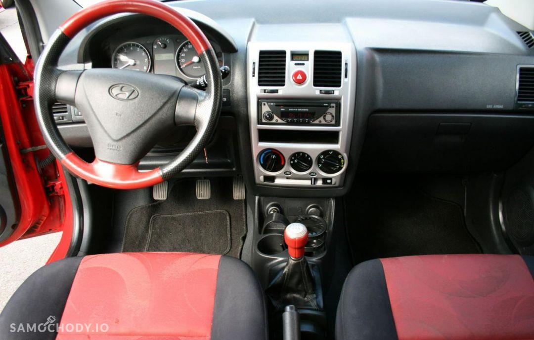 Hyundai Getz Rej Polska Serwis rozrząd benzyna Gwarancja 16