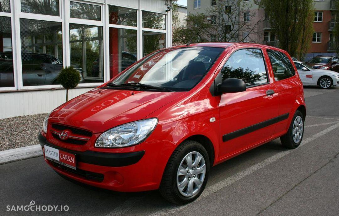 Hyundai Getz Rej Polska Serwis rozrząd benzyna Gwarancja 11