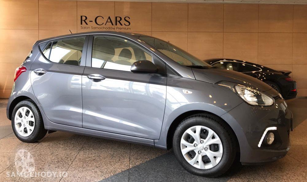 Hyundai i10 Salon Polska Pierwszy Wł. Przebieg tylko 4 tys km. ASO R CARS Warszawa 1