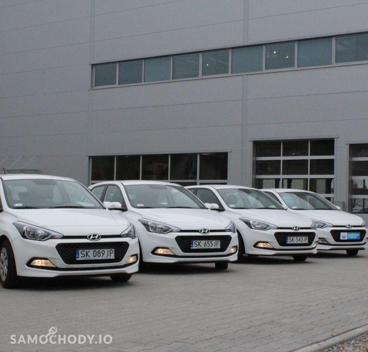 Hyundai i20 Promocja wiosenna Wyprzedaż 16 aut ,przebiegi od 14 tys do 27 tys 2