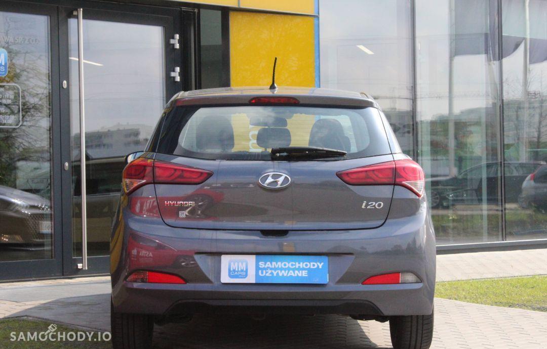 Hyundai i20 1,2 Salon pl gwarancja fabryczna 14 tys.km 7