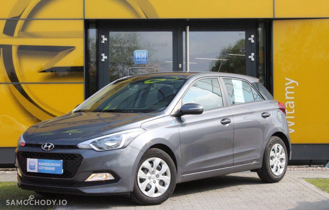 Hyundai i20 1,2 Salon pl gwarancja fabryczna 14 tys.km 1