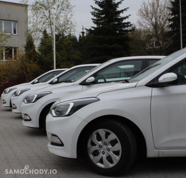 Hyundai i20 Promocja wiosenna Wyprzedaż 16 aut ,przebiegi od 14 tys do 27 tys 16