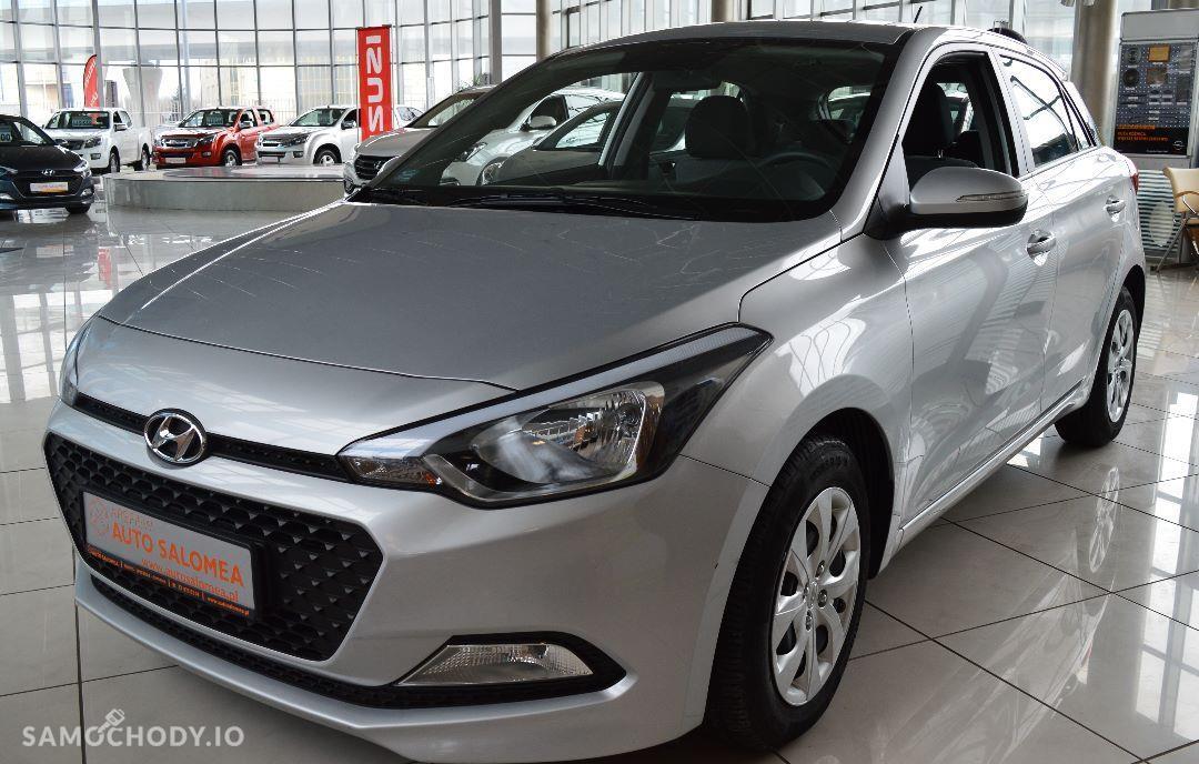 Hyundai i20 Salon Polska / Classic Plus / Gwarancja fabryczna / Auto Salomea 1