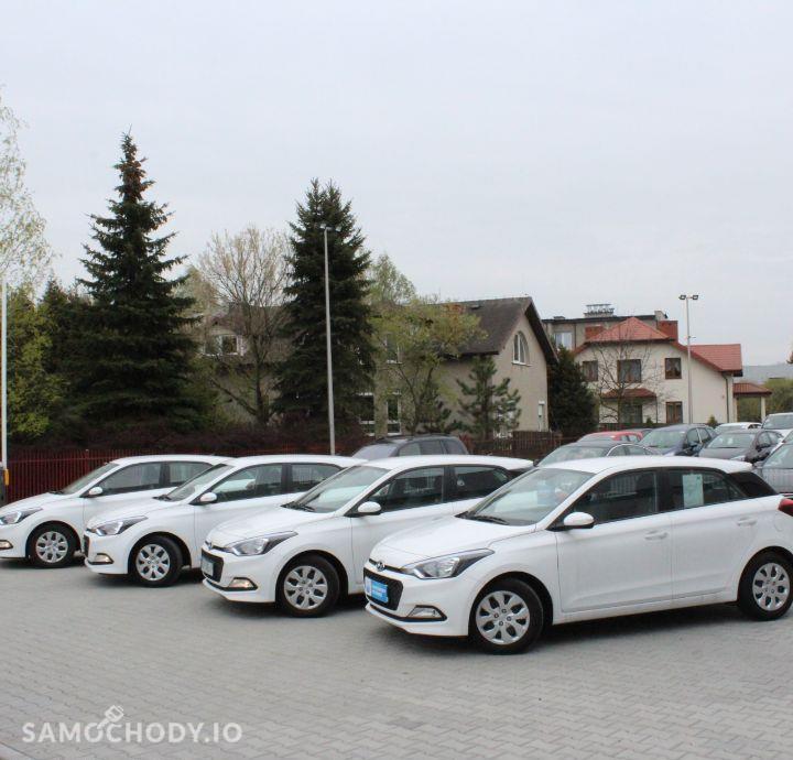 Hyundai i20 Promocja wiosenna Wyprzedaż 16 aut ,przebiegi od 14 tys do 27 tys 7