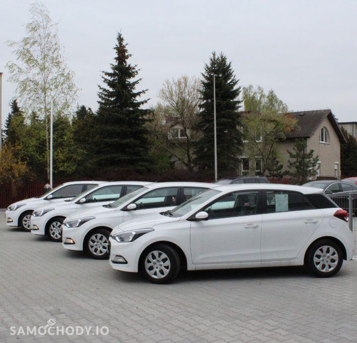 Hyundai i20 Promocja wiosenna Wyprzedaż 16 aut ,przebiegi od 14 tys do 27 tys 4