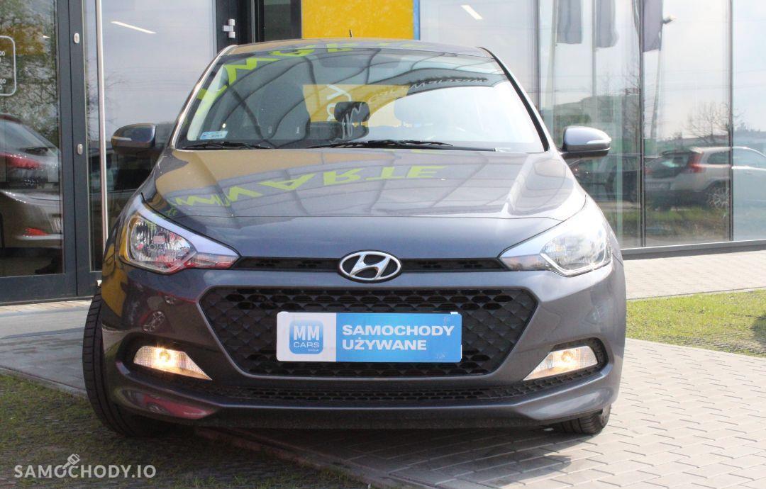 Hyundai i20 1,2 Salon pl gwarancja fabryczna 14 tys.km 4