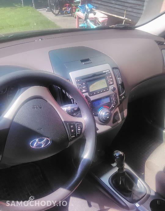 Hyundai I30 Hyundai i30 CRDI 115KM 2009 serwisowany,1 szy właściciel, bezwypadkowy 1
