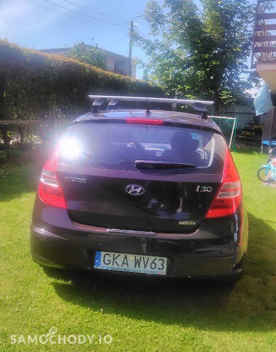 Hyundai I30 Hyundai i30 CRDI 115KM 2009 serwisowany,1 szy właściciel, bezwypadkowy 4