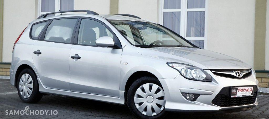 Hyundai I30 1.6CRDI/6 Biegów/Bezwyp/Serwisowany/Stan Super/GWARANCJA/ 4